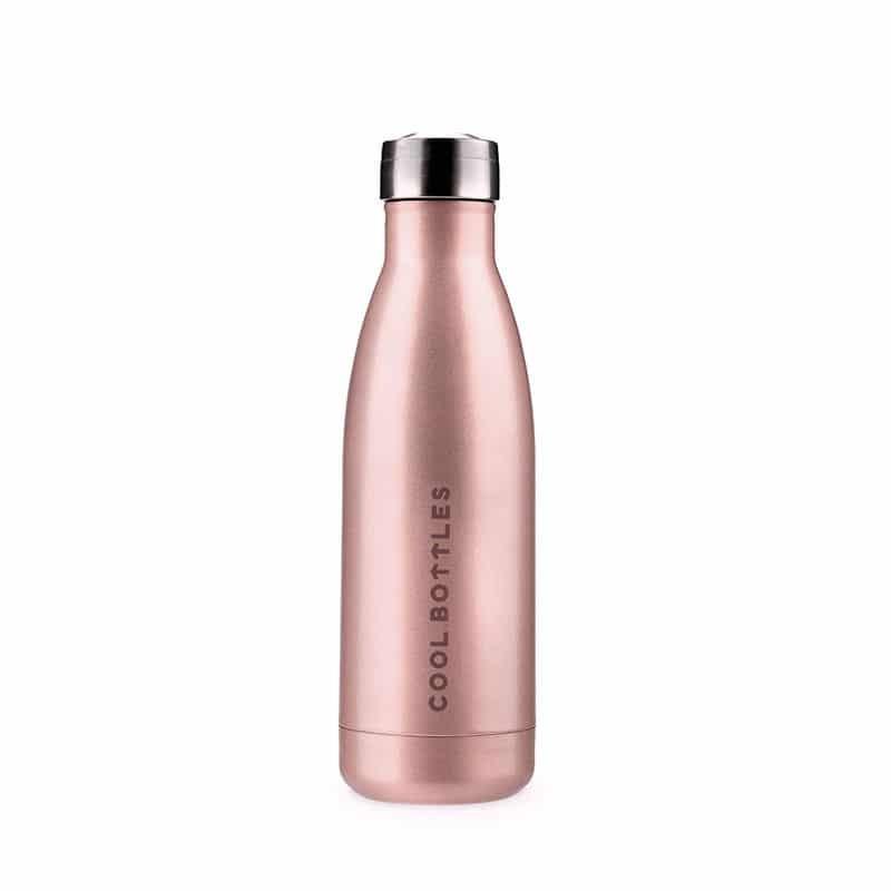 Botella TERMO METALLIC ROSE
