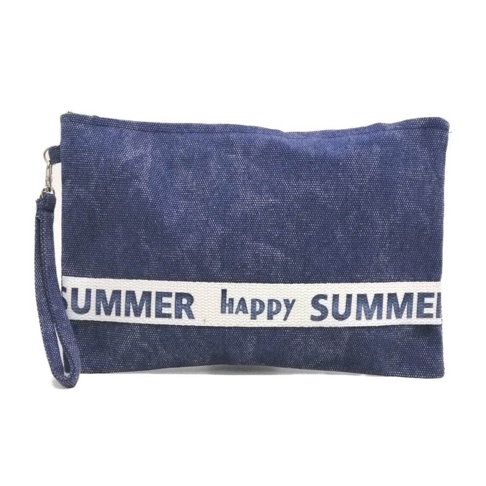 Cartera CANVAS HAPPY SUMMER