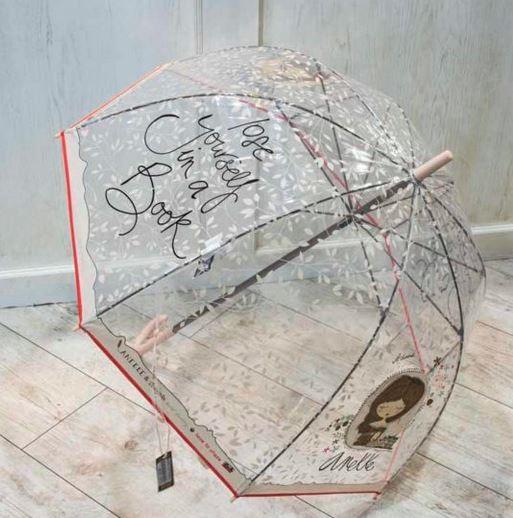 Paraguas mujer largo...