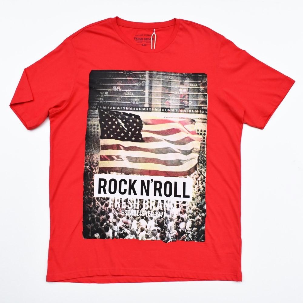 Camiseta hombre ROCK N'ROLL