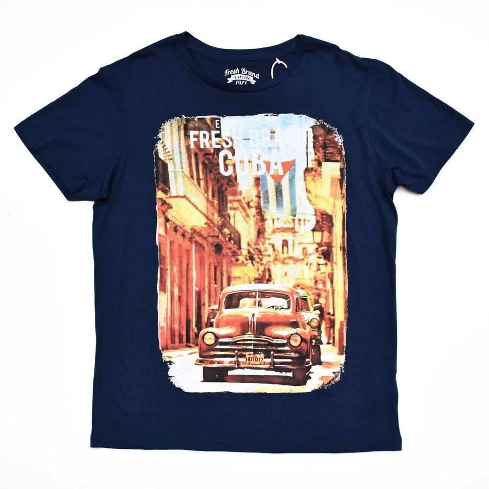 Camiseta hombre CUBA