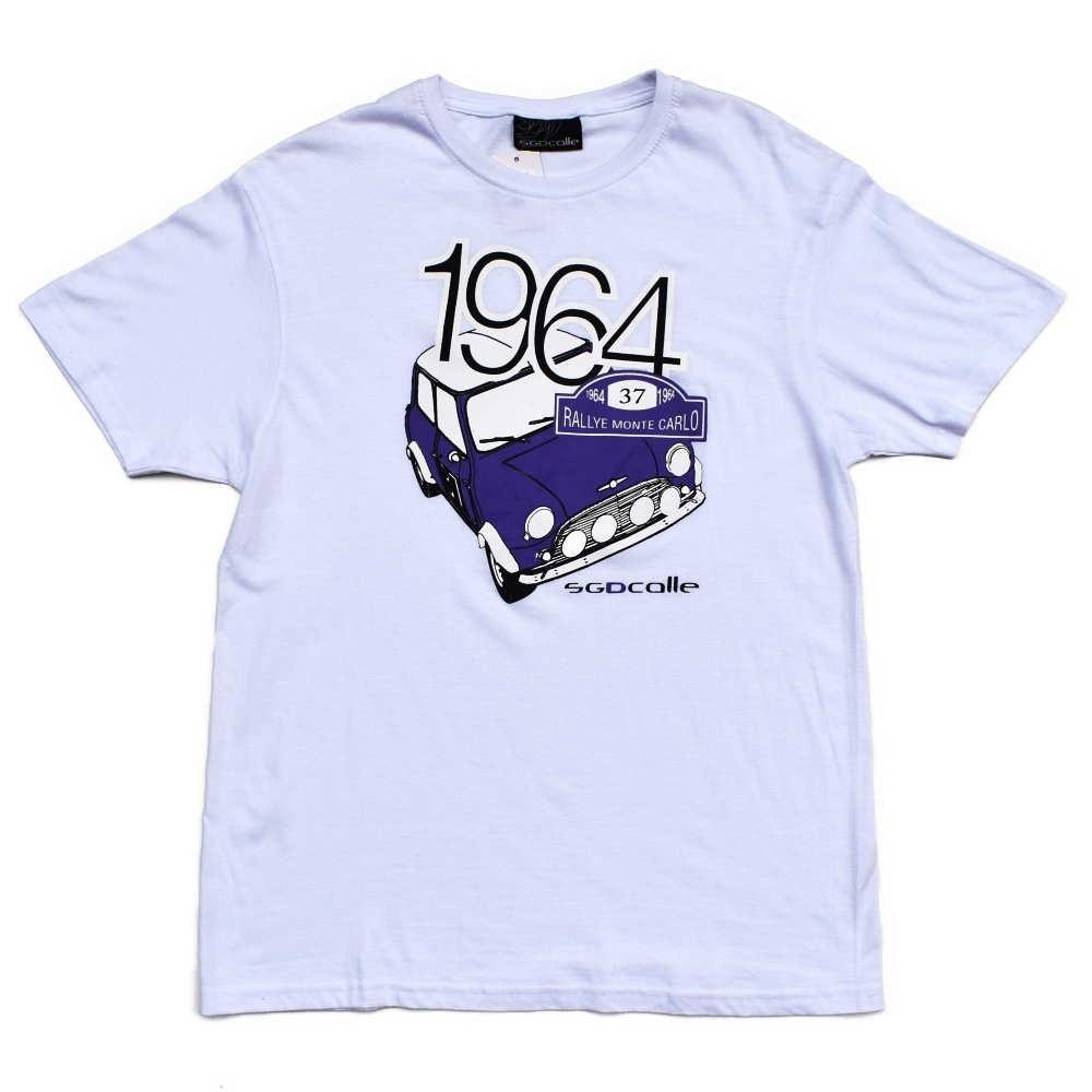 Camiseta hombre MINI 1964