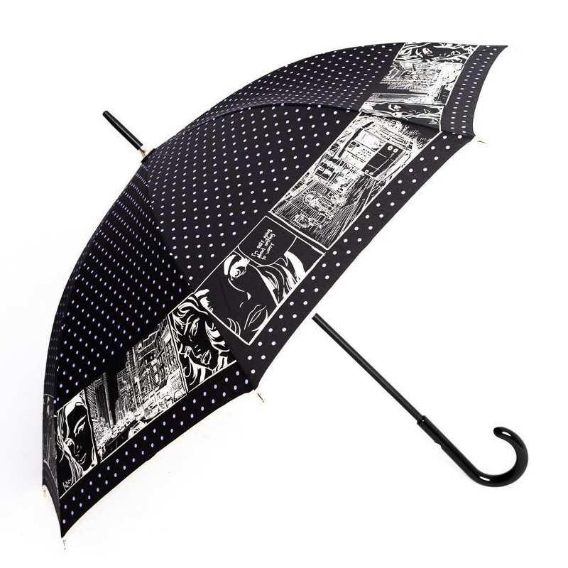 Paraguas LARGO MUJER CÓMIC